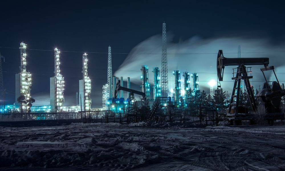 Lighting Trends for Oil and Gas Drilling Sites